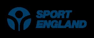 Sport England Logo Blue RGB