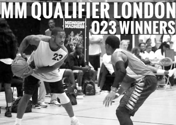 MM QUALIFIER LONDON PRO-AM DIVISION WINNERS