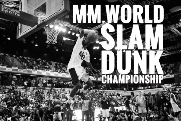 The best dunkers in the world battle for aeriel supremacy at MM Finals