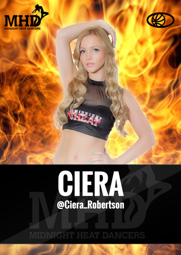 Meet The Heat: Ciera