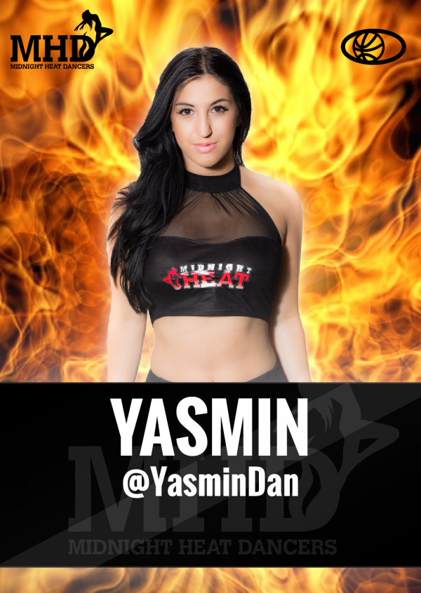 Meet The Heat: Yasmin