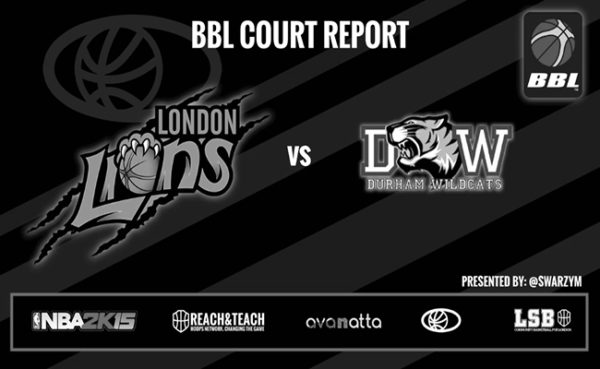 BBL COURT REPORT: LIONS VS WILDCATS