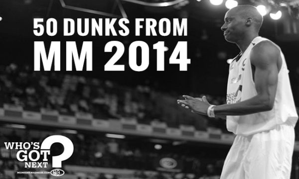 50 DUNKS FROM MIDNIGHT MADNESS 2014
