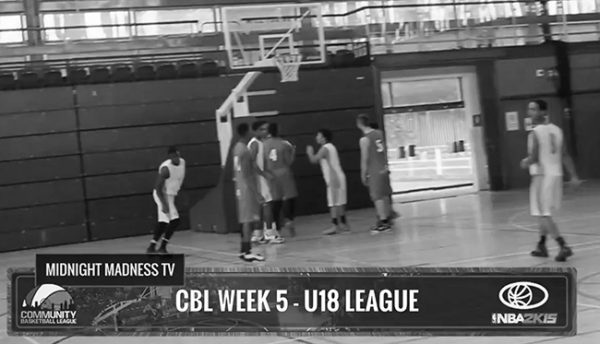 CBL HIGHLIGHTS U18 LEAGUE – WEEK 5