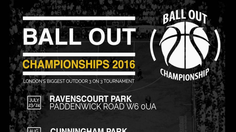 BALL OUT 2016 – ROUND 1